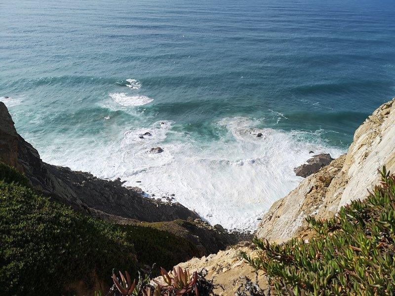 rocacape19 Lisboa-羅卡角Roca Cape歐洲大陸最西端 眺望大西洋 想像航海時代乘風而去的英雄