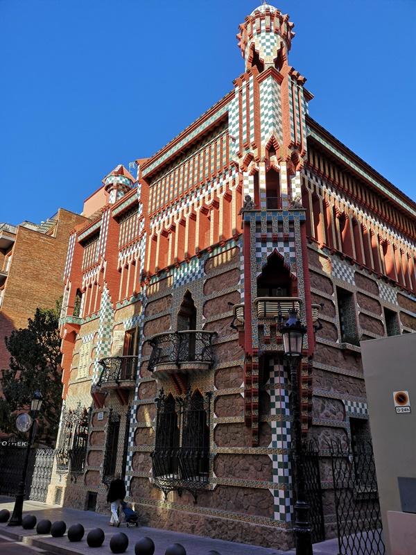 Vicens1111 Barcelona-巴塞隆納世界文化遺產 高第建築  巴特略之家/文森之家