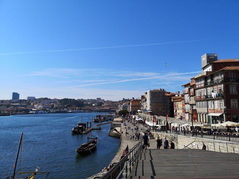 luiz1bridge16 Porto-歐洲第一名的觀光城市波多 Douro河岸風光綺麗 路易一世鐵橋壯觀