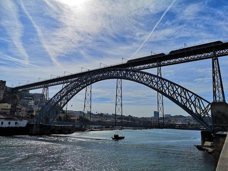luiz1bridge31 Porto-歐洲第一名的觀光城市波多 Douro河岸風光綺麗 路易一世鐵橋壯觀