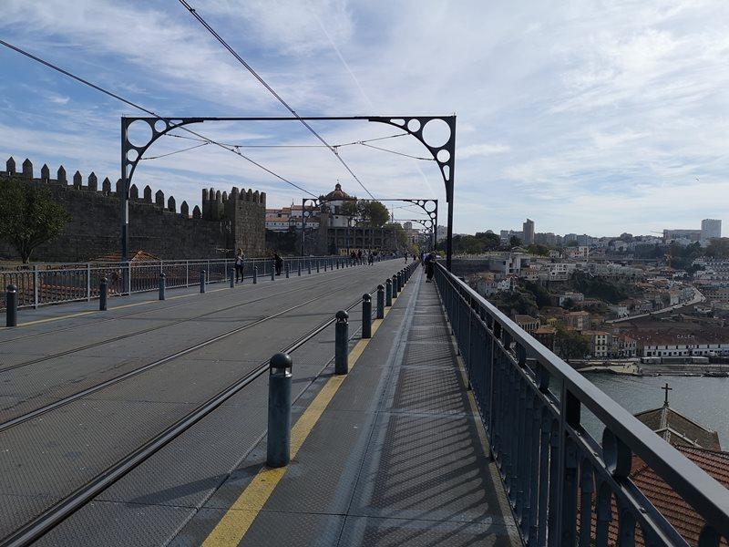 luiz1bridge37 Porto-歐洲第一名的觀光城市波多 Douro河岸風光綺麗 路易一世鐵橋壯觀