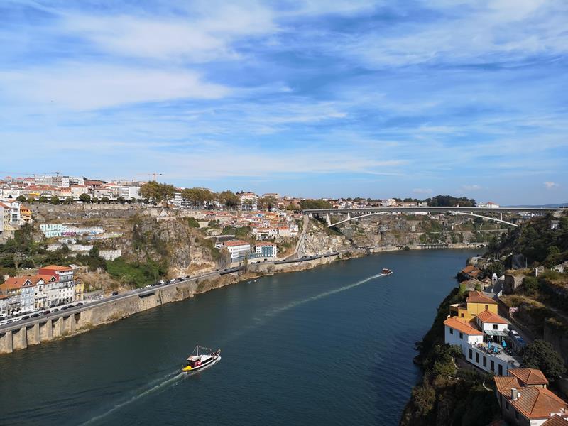 luiz1bridge41 Porto-歐洲第一名的觀光城市波多 Douro河岸風光綺麗 路易一世鐵橋壯觀