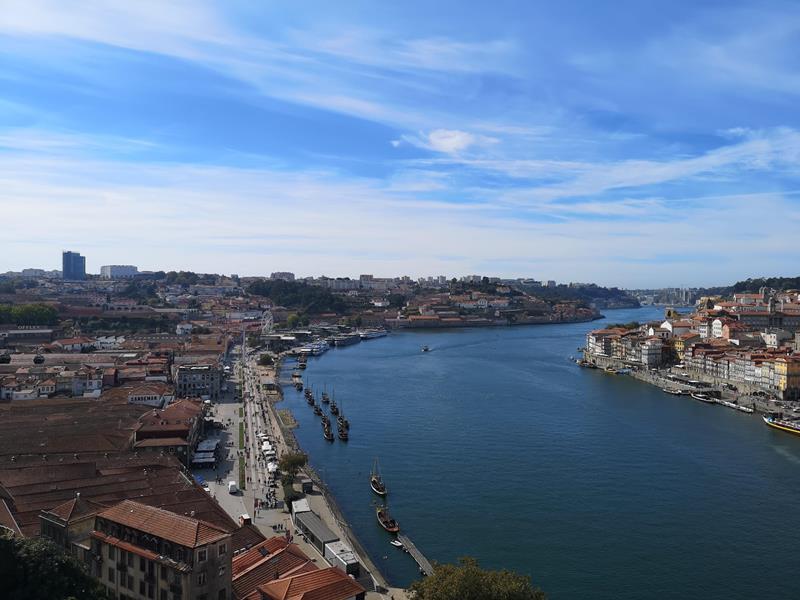 luiz1bridge43 Porto-歐洲第一名的觀光城市波多 Douro河岸風光綺麗 路易一世鐵橋壯觀