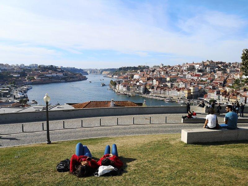 luiz1bridge57 Porto-歐洲第一名的觀光城市波多 Douro河岸風光綺麗 路易一世鐵橋壯觀