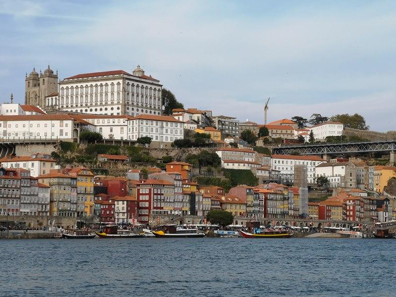 luiz1bridge66 Porto-歐洲第一名的觀光城市波多 Douro河岸風光綺麗 路易一世鐵橋壯觀