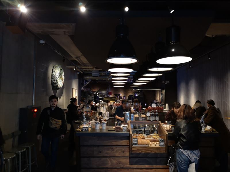 nozycoffee04 Harajuku-The Roastery by Nozy Coffee表參道旁 時尚香醇的咖啡館