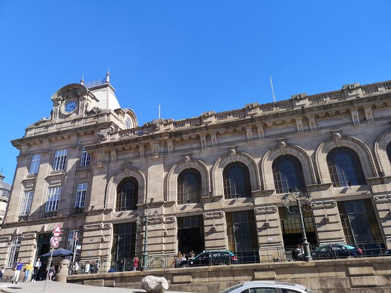 portosanbentotrain01 Porto-波多到里斯本 體驗葡萄牙國鐵頭等艙