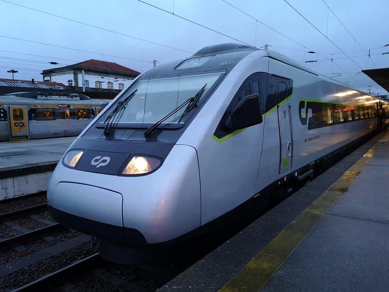 portotrain13 Porto-波多到里斯本 體驗葡萄牙國鐵頭等艙