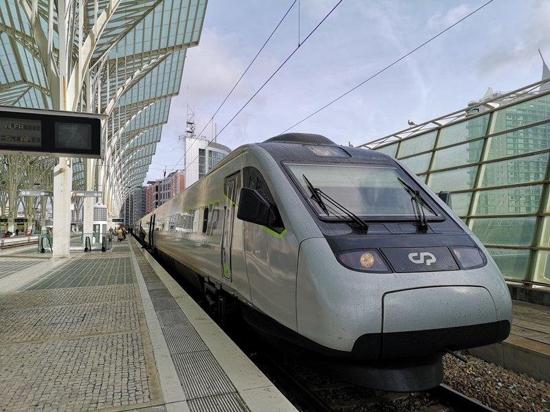 portotrain25 Porto-波多到里斯本 體驗葡萄牙國鐵頭等艙