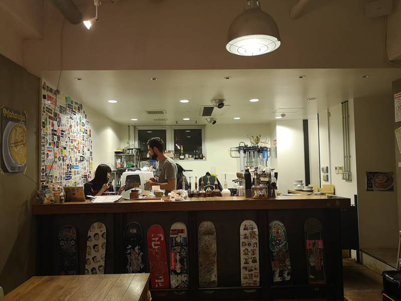 streamercoffee05 Shibuya-Streamer Coffee世界拉花冠軍在澀谷