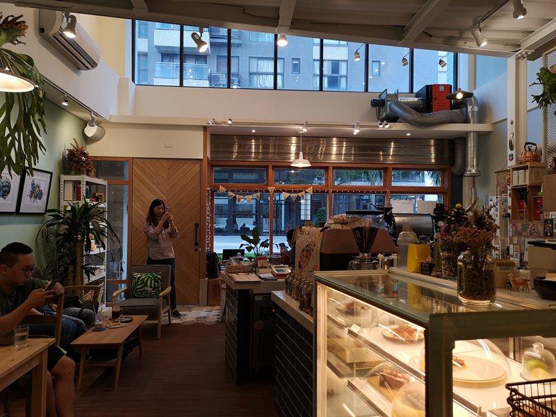 thegoodonecoffee18 桃園-The Good One Coffee Roastery簡潔日式風味咖啡館