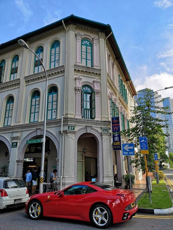 yykafei02 Sinpapore-YY Kafei Dian 喜園咖啡店 新加坡傳統早餐店