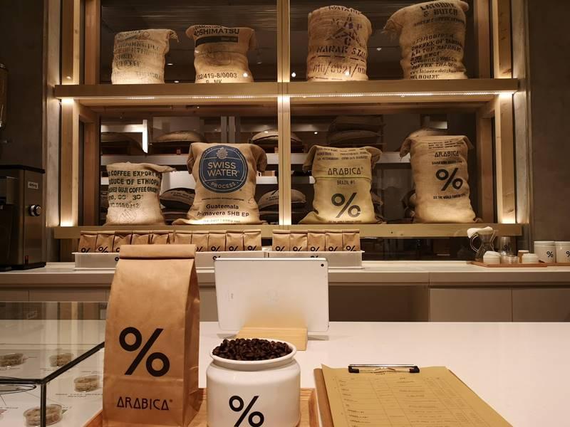 arabicacoffee08 Shanghai-%Arabica Coffee上海外灘烘焙坊 簡約風格給你一杯好咖啡