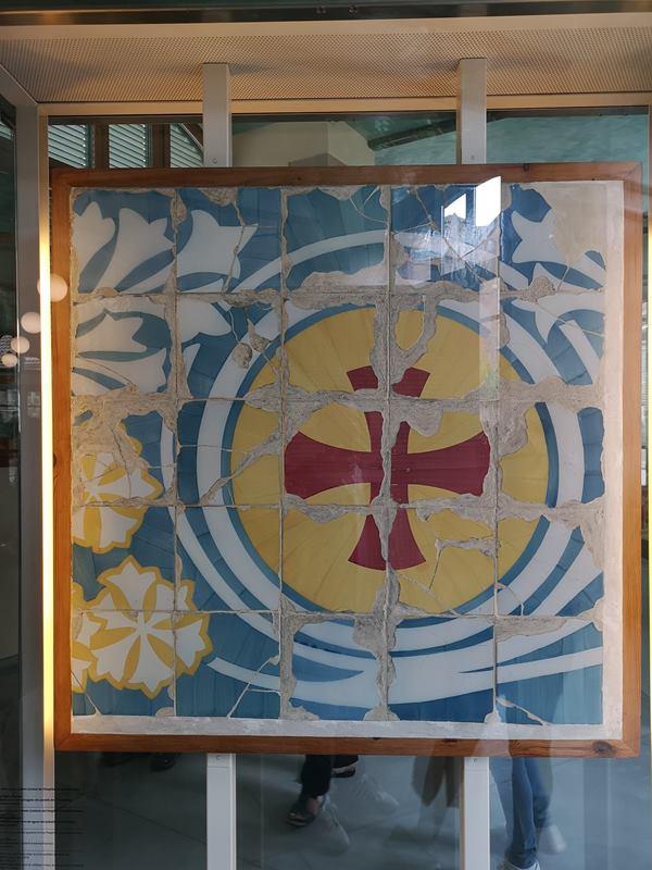 barcelonasantpau09 Barcelona-聖十字聖保羅醫院 巴塞隆納現在主義建築三傑之多明尼克...世界文化遺產