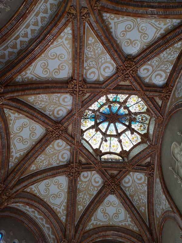 barcelonasantpau34 Barcelona-聖十字聖保羅醫院 巴塞隆納現在主義建築三傑之多明尼克...世界文化遺產