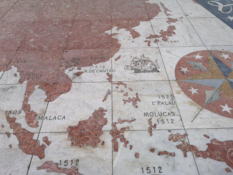 belemtowerr23 Lisboa-護衛里斯本的港區貝倫塔 世界文化遺產與湊熱鬧的發現者紀念碑