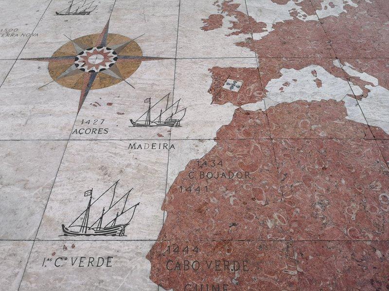 belemtowerr24 Lisboa-護衛里斯本的港區貝倫塔 世界文化遺產與湊熱鬧的發現者紀念碑