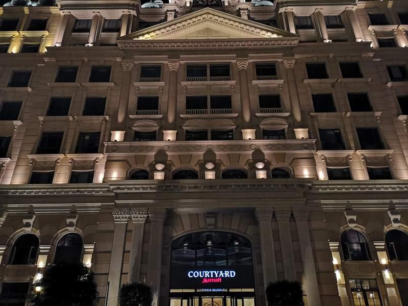 courtyardchangfeng01 Shanghai-上海蘇寧環球萬怡酒店 據說白金必升套房