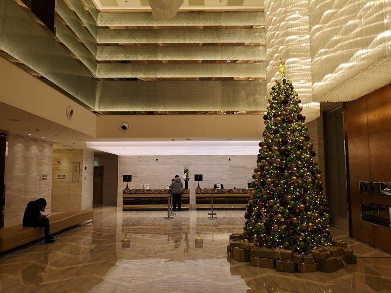 courtyardchangfeng03 Shanghai-上海蘇寧環球萬怡酒店 據說白金必升套房
