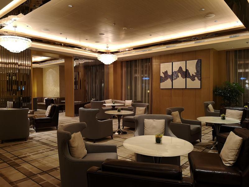 courtyardchangfeng06 Shanghai-上海蘇寧環球萬怡酒店 據說白金必升套房