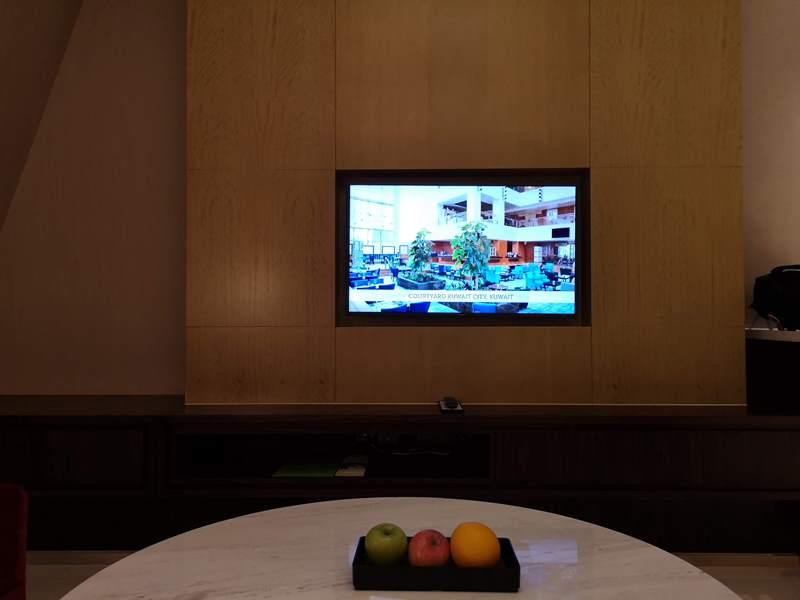 courtyardchangfeng10 Shanghai-上海蘇寧環球萬怡酒店 據說白金必升套房