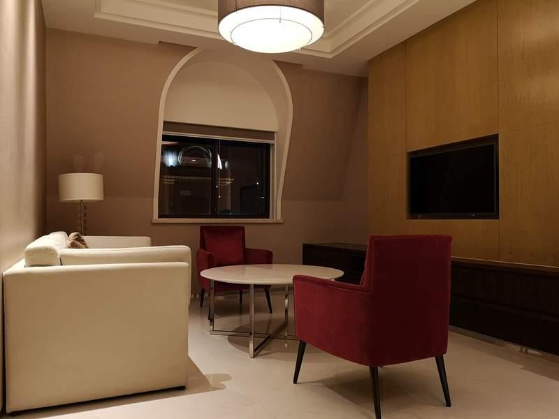 courtyardchangfeng11 Shanghai-上海蘇寧環球萬怡酒店 據說白金必升套房