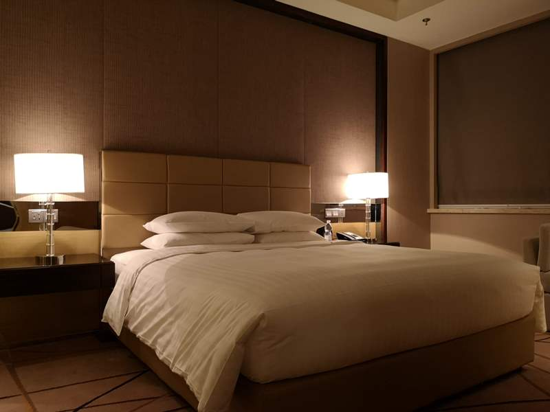 courtyardchangfeng16 Shanghai-上海蘇寧環球萬怡酒店 據說白金必升套房