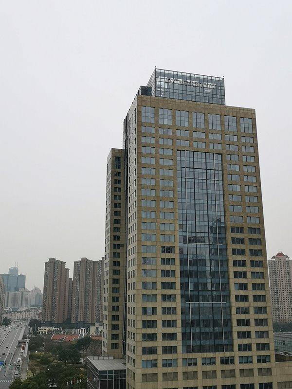 jwmarriottchangfeng01 Shanghai-上海新發展亞太JW萬豪 CP值超高