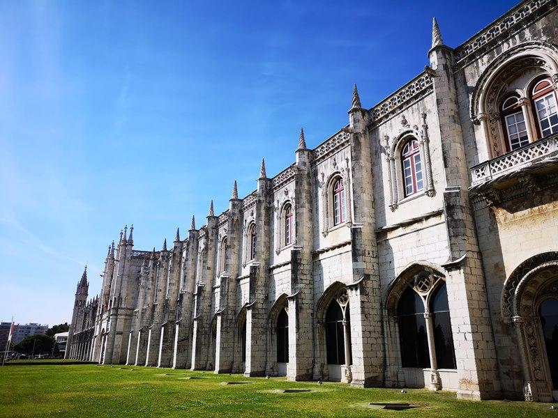lisbonmosteiro08 Lisboa-里斯本貝倫區 哲羅姆派修道院 世界文化遺產 融合各種風格的美麗建築...