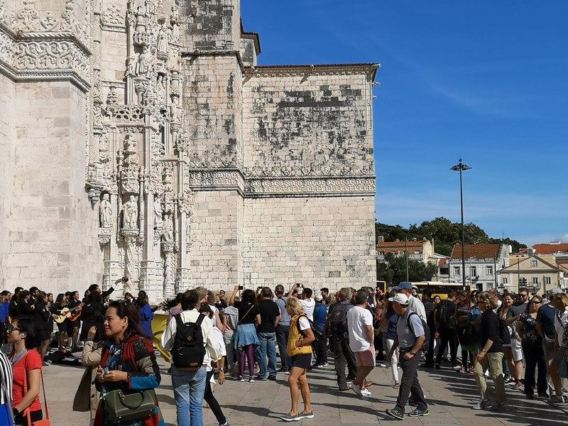 lisbonmosteiro09 Lisboa-里斯本貝倫區 哲羅姆派修道院 世界文化遺產 融合各種風格的美麗建築...