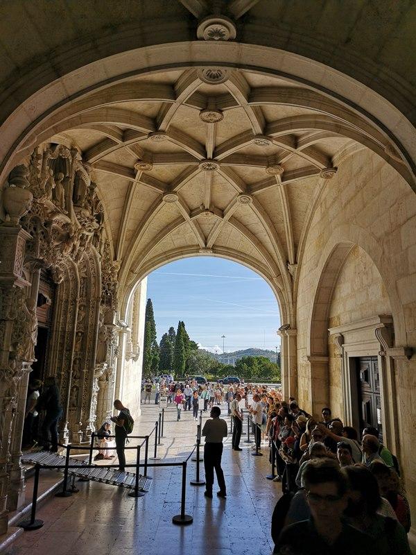 lisbonmosteiro11 Lisboa-里斯本貝倫區 哲羅姆派修道院 世界文化遺產 融合各種風格的美麗建築...
