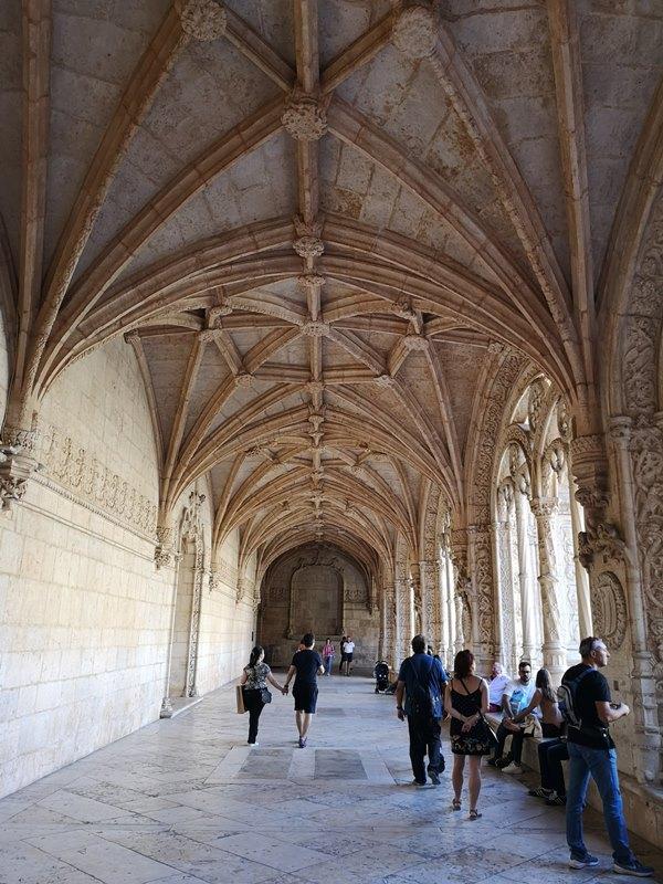 lisbonmosteiro12 Lisboa-里斯本貝倫區 哲羅姆派修道院 世界文化遺產 融合各種風格的美麗建築...