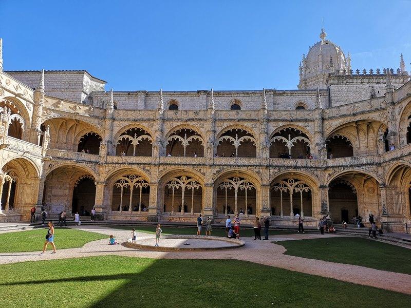 lisbonmosteiro21 Lisboa-里斯本貝倫區 哲羅姆派修道院 世界文化遺產 融合各種風格的美麗建築...