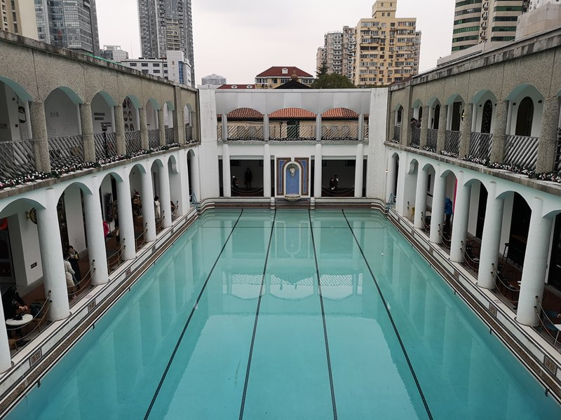 shanghaibio12 Shanghai-上生新所 上海最新老建築新風味 網紅泳池超人氣