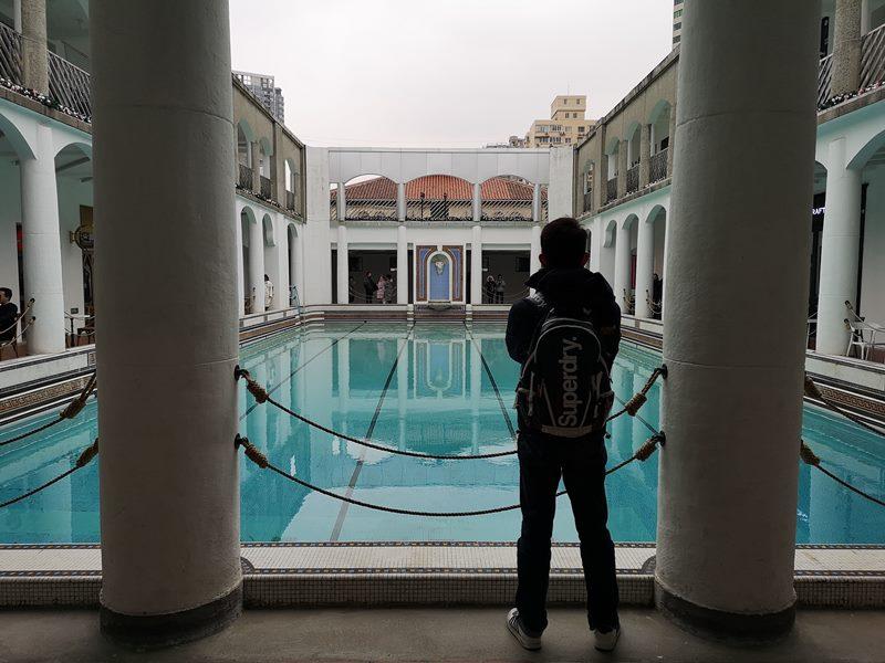 shanghaibio22 Shanghai-上生新所 上海最新老建築新風味 網紅泳池超人氣