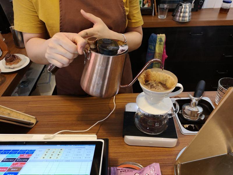 solocafe11 桃園-藍色是憂鬱 一個人的Solo Coffee