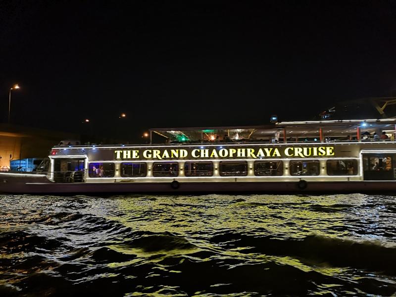 CPYcruise211517 Bangkok-曼谷Chao Phraya Princess昭披耶河公主號 有吃有玩賞美景