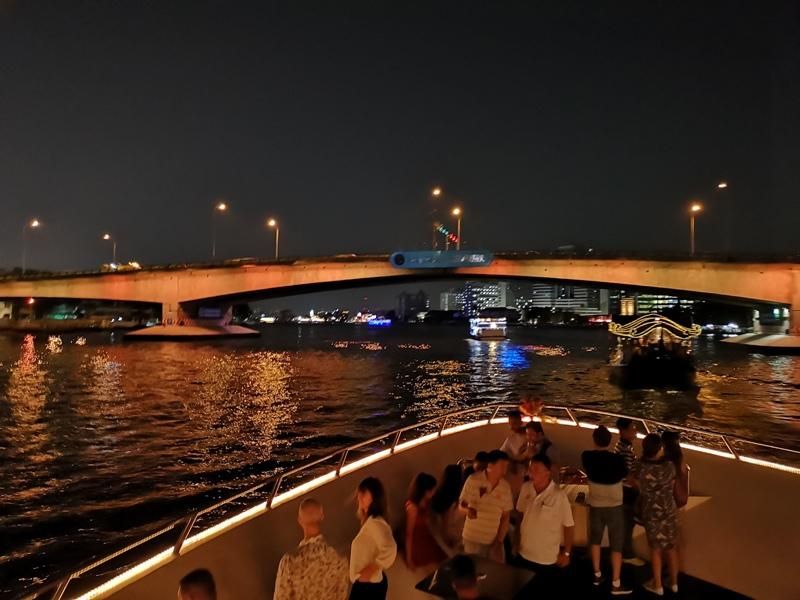 CPYcruise211524 Bangkok-曼谷Chao Phraya Princess昭披耶河公主號 有吃有玩賞美景