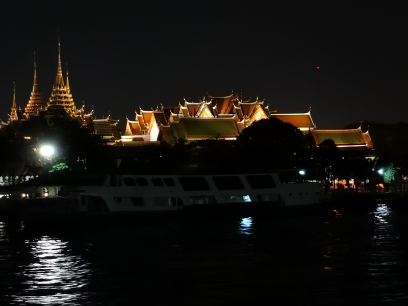 CPYcruise211526 Bangkok-曼谷Chao Phraya Princess昭披耶河公主號 有吃有玩賞美景