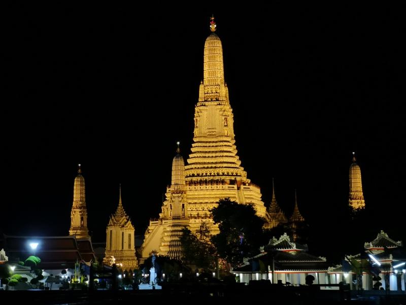 CPYcruise211529 Bangkok-曼谷Chao Phraya Princess昭披耶河公主號 有吃有玩賞美景