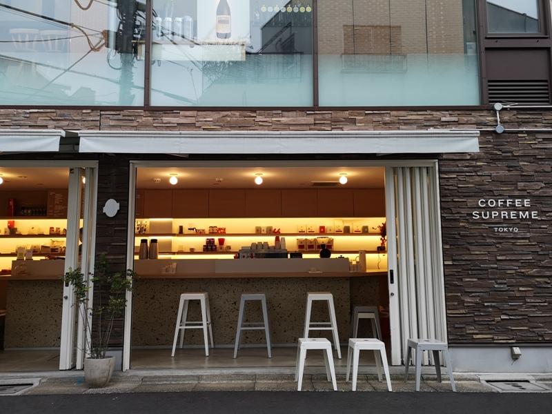 coffeesupreme02 Shibuya-澀谷Coffee Supreme Tokyo奧澀神山街 紐西蘭來的文青咖啡館