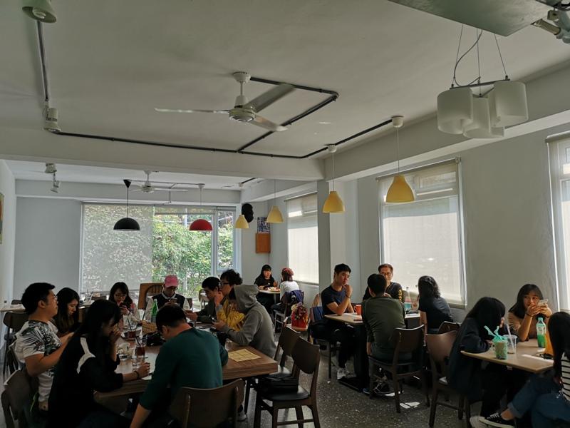 amfoodtimes14 台中西區-審計新村旁AM食光 輕鬆的早上時光 來一份稀飯吧!!!