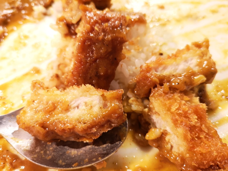 bestcurryshibuya10 Shibuya-上等カレ-(澀谷)一流的咖哩濃醇香 爽脆的豬排