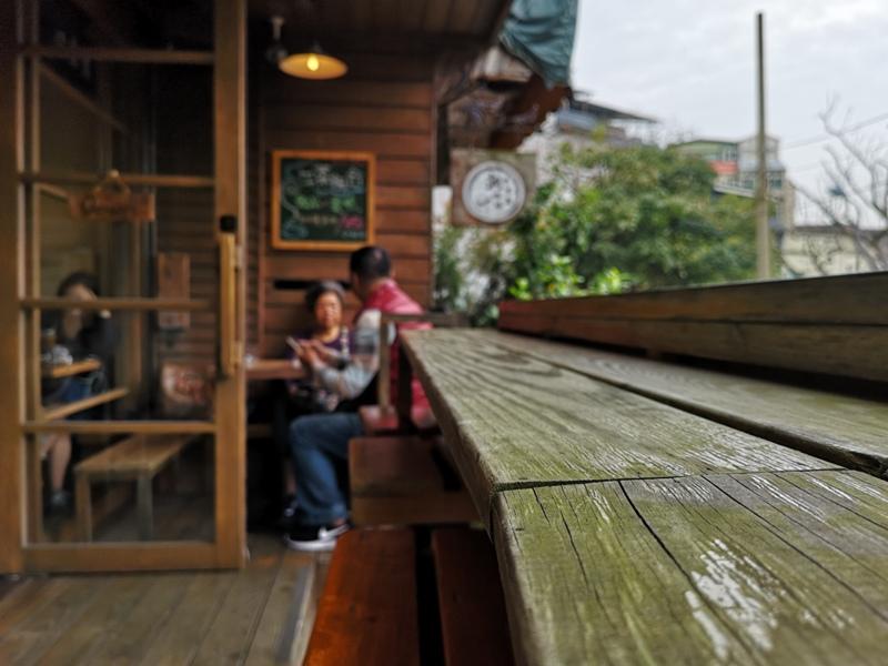 paucafe09 北投-來北投泡咖啡 溫泉區也有好茶喝