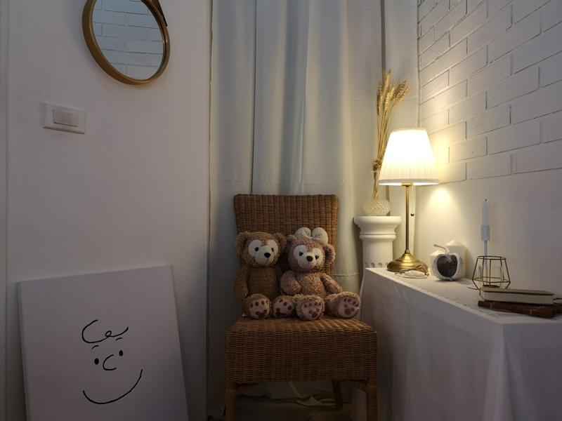 persecafe13 中壢-破舍咖啡 元智大學旁白色夢幻很女孩的咖啡館