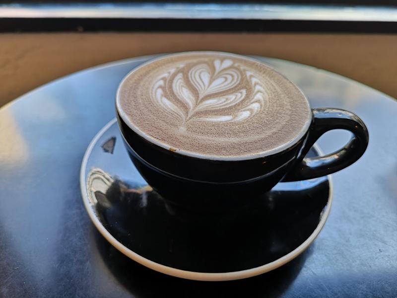 lattestcofffee13 Omotesando-Lattest Espressso Bar表參道小巷內超多可愛小店...走累了來杯拿鐵