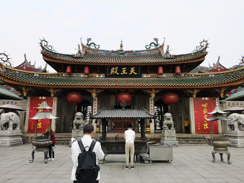 putoutemple03 Xiamen-南普陀寺/廈門大學 昔物所 最熱門的景點最幽靜的空間