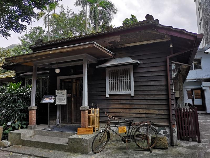 qingtien02 大安-青田七六 靜謐的日式歷史建築 在古蹟中喝午茶