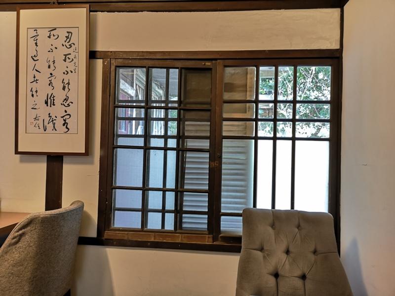 qingtien33 大安-青田七六 靜謐的日式歷史建築 在古蹟中喝午茶