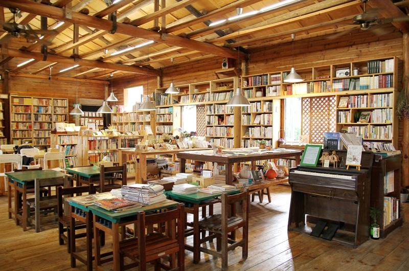 rainydayreading13 平鎮-晴耕雨讀小書院 與自然共舞感受濃厚人文氣息的書店(搬家倒計時)